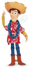 Toy Story Exclusive Hawaiian Vacation Talking Woody