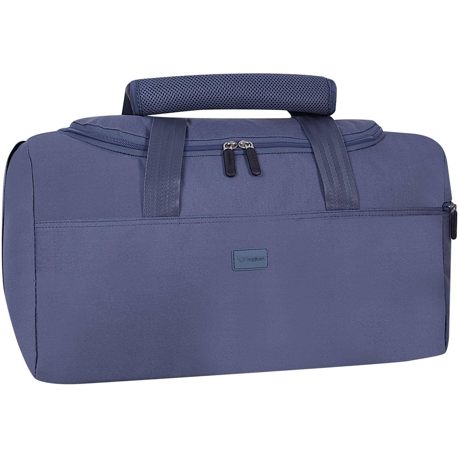 Дорожные сумки Сумка Bagland Boston 25 л. Серый (0037466) IMG_6069-1600.jpg