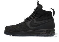 Кроссовки мужские Nike Lunar Force 1 Duckboot 17 Black