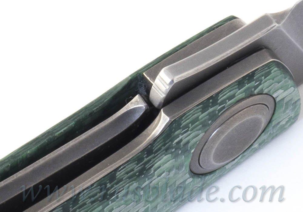 Fresh Mint Flipper S90V by Pavel Pozdnyakov