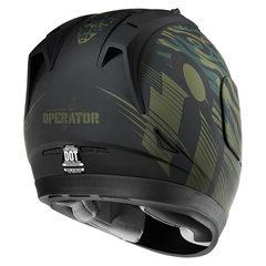 Мотошлем - Icon Alliance GT Operator