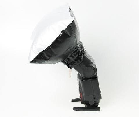 Рассеиватель для накамерной вспышки Phottix Inflatable Flash Diffuser
