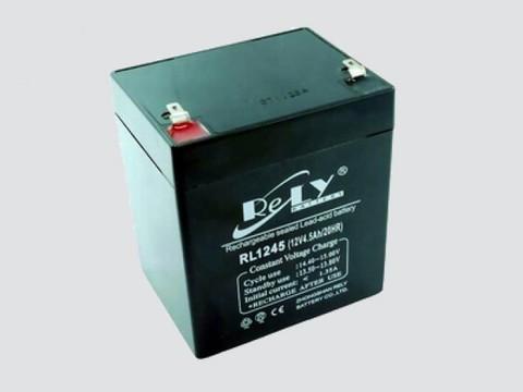 Аккумулятор свинцово-кислотный 12V, 4Ah SC-1240(6FM4) 90*70*101мм