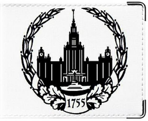"""Обложка для студенческого билета """"МГУ"""" (1)"""