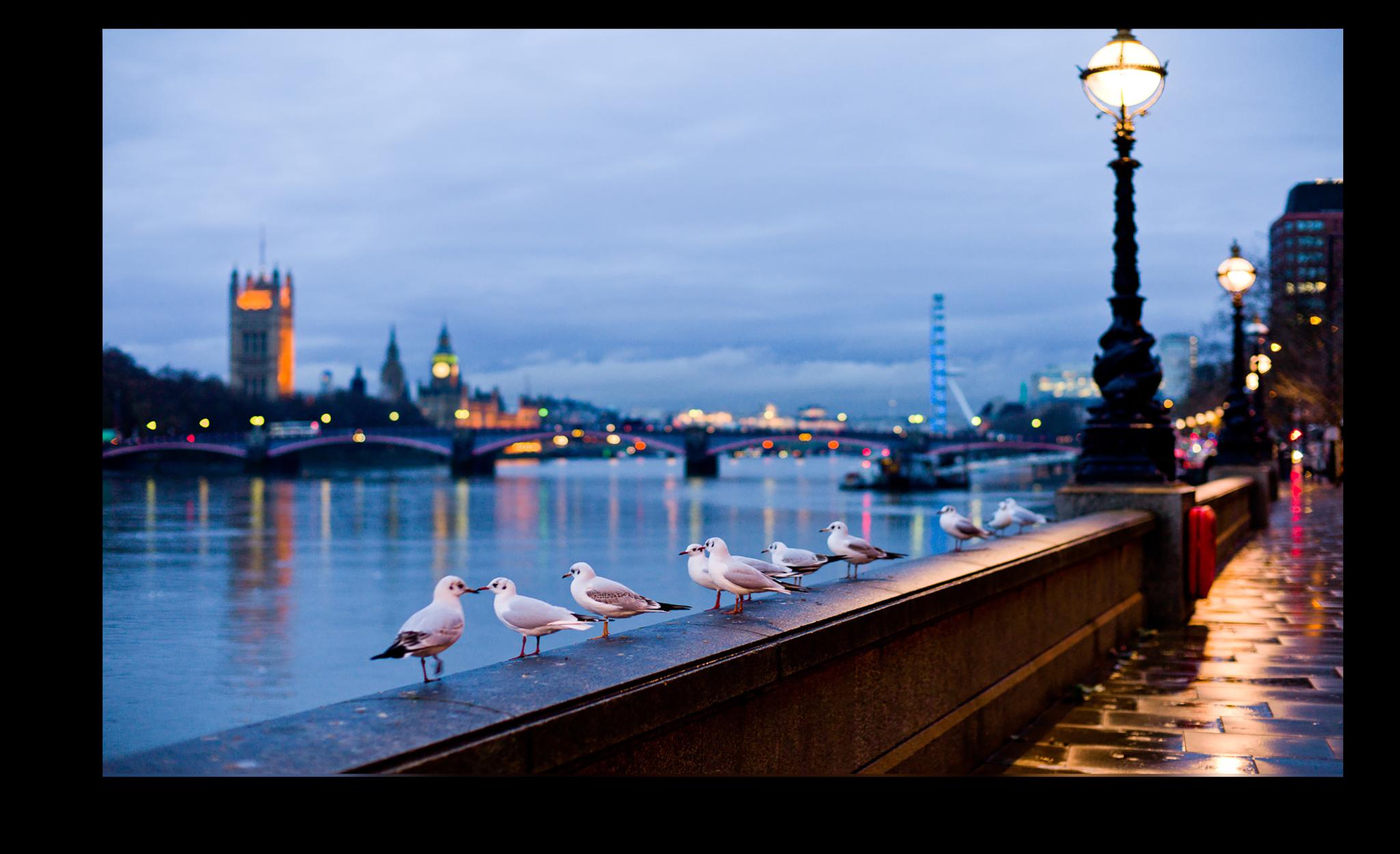 """Постеры Постер """"Дождливый Лондон"""" п103.png"""