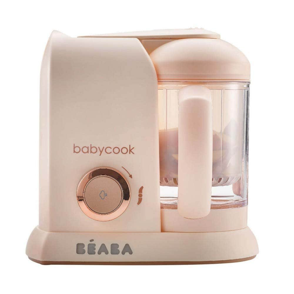 Beaba Babycook Macarons Limited Edition Pink