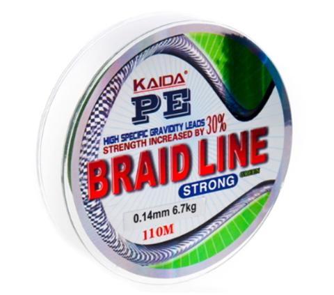 Плетенка BRAID LINE KAIDA strong YX-112-35