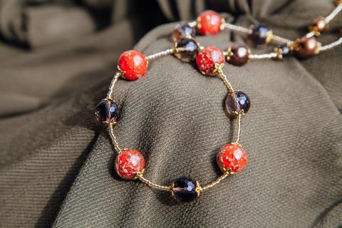 Ожерелье Amato L'Amore Red