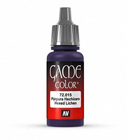 Game Color Hexed Lichen 17 ml.