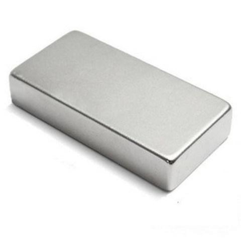 Магнит неодимовый блок 14х6.5х2 мм
