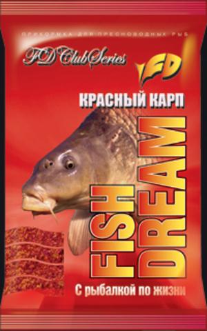 Прикормка Fish Dream (Фишдрим) Красный Карп