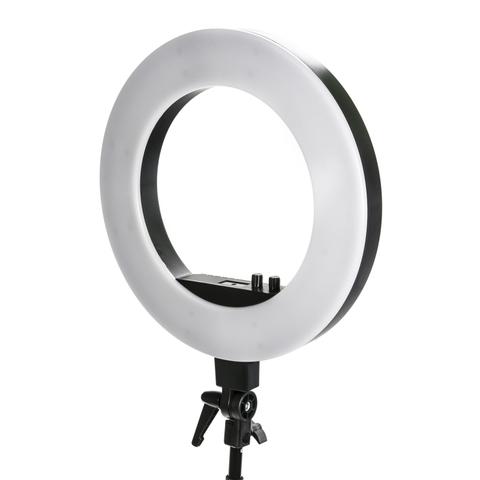 Кольцевой светодиодный осветитель Fancier FL006 (3200K-5500K), 55см 65W