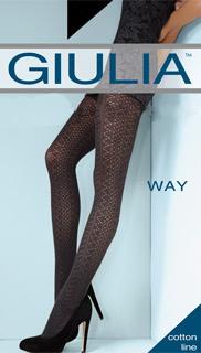 Колготки Giulia Way 04