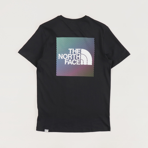 Футболка THE NORTH FACE RNBW Черная