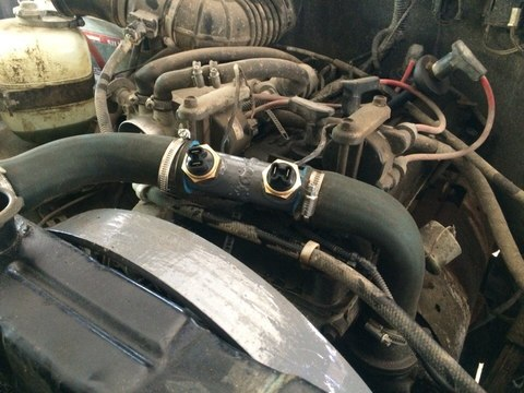 Установка дополнительного вентилятора на УАЗ Патриот