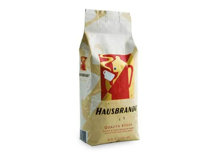 Кофе в зернах Hausbrandt Rossa, 1 кг