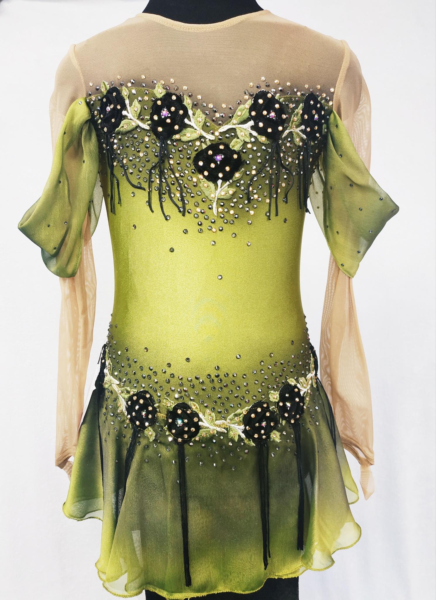 Платье на выступление Pk-46 (19)