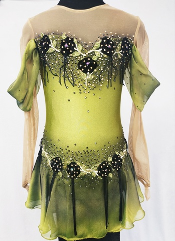 Платье на выступление