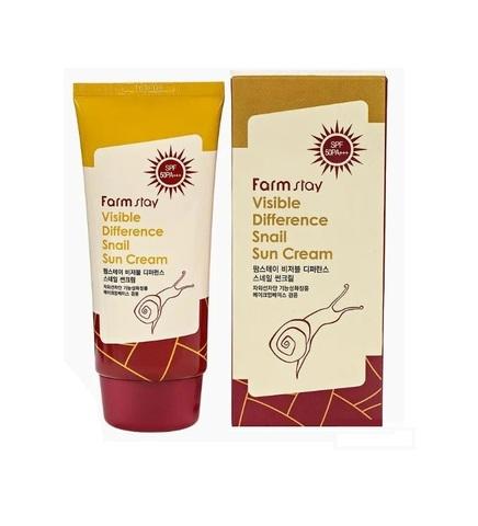 Farm Stay - Крем солнцезащитный
