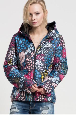 Куртка утеплённая женская adidas ORIGINALS SLIM JACKET AOP