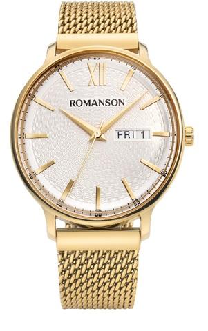 Купить Наручные часы Romanson TM 8A49M MG(WH) по доступной цене