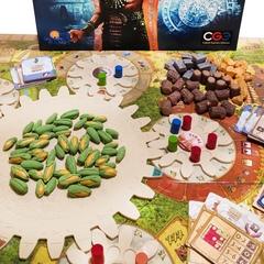 Набор реалистичных ресурсов для игры «Tzolk'in: The Mayan Calendar - Tribes & Prophecies»