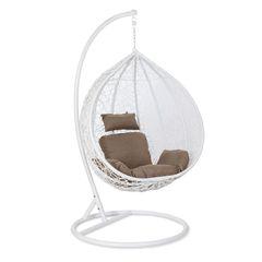 Подвесное кресло Papaya White