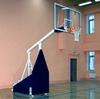 Стойка баскетбольная игровая мобильная складная, вынос 1,65м. «ATLET 165».