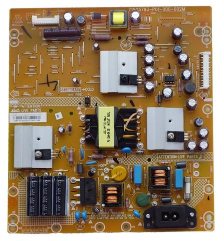 715G5793-P01-000-002M блок питания телевизора Philips