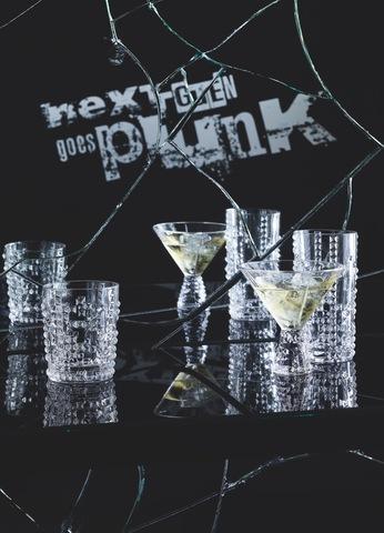 Набор из 2-х бокалов для Сocktail 230 мл артикул 99499. Серия Punk
