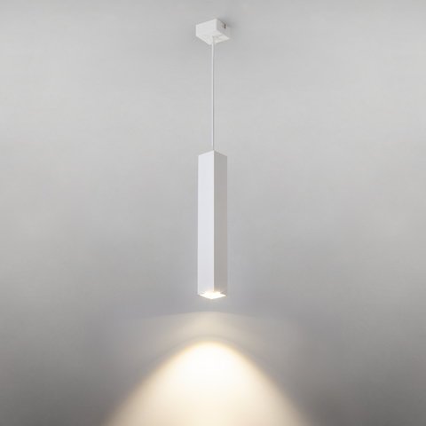 Подвесной светодиодный светильник 50154/1 LED белый
