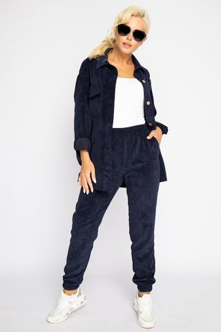 """<p>Хит! Хит! Хит!&nbsp;</p> <p>Вельветовая рубашка- любимая одежда активных особ.Она практична и удобна, а так же очень стильная. <span>Отлично сочетается с брюками """"Вельвет"""".(Длины: 44/46р-71,48/50-72см).</span></p>"""