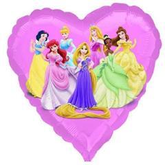 """Фигурные шары """"Принцессы"""""""