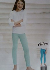 Легинсы для девочки 2шт. Alive