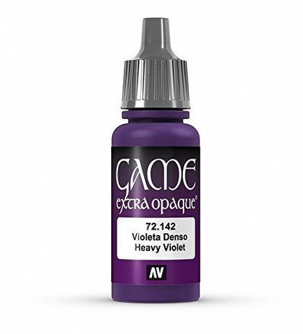 Game Color Heavy Violet 17 ml.