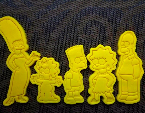 Набор Симпсоны