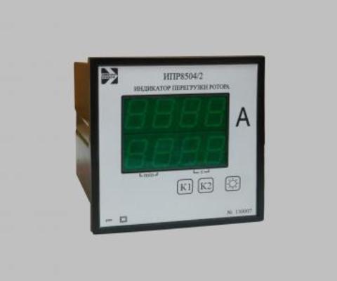 ИПС8503 Индикаторы перегрузки тока статора ИПС8503 и ротора ИПР8504