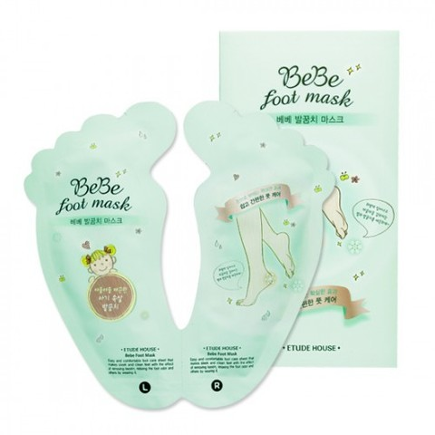 ETUDE HOUSE Пилинг для ног Be be Foot Mask