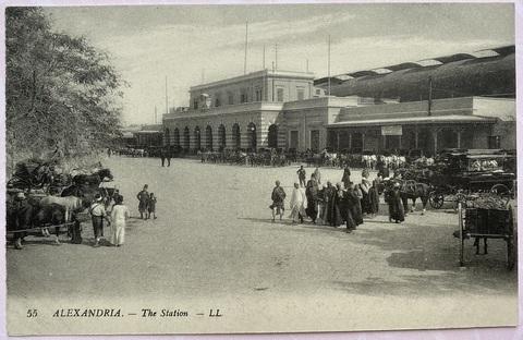 Alexandria. - The Station - L.L.