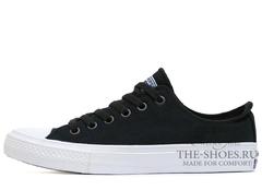 Кеды Converse All Stars II Low Black White
