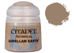 Citadel Technical: Agrellan Earth
