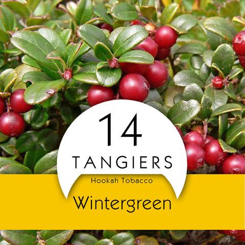 Табак Tangiers 100 г Noir Wintergreen