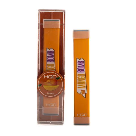 Одноразовая электронная сигарета HQD STARK Mango (Манго) 1 шт
