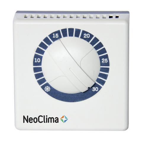 Комнатный термостат NeoClima RQ-1 терморегулятор