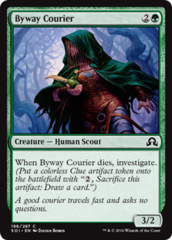 Byway Courier (Фойл, Английский)