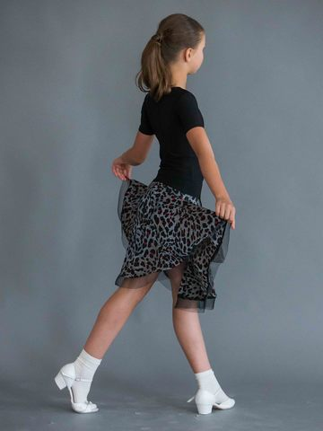 Детский топ для танцев c регулировкой