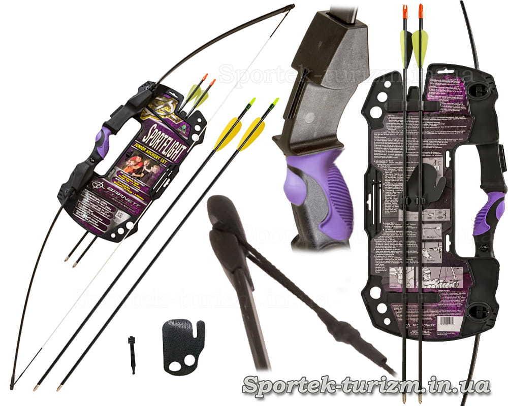 Лук Barnett Outdoor Sport Flight Kit (классический)