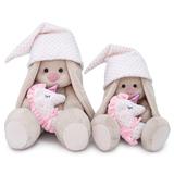 Зайка Ми с розовой подушкой - единорогом