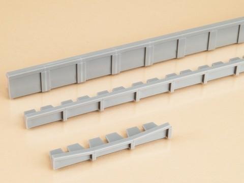 Окантовка перронов и платформ - 13мм, (H0)