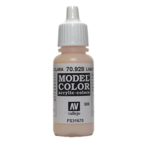 Model Color Light Flesh 17 ml.